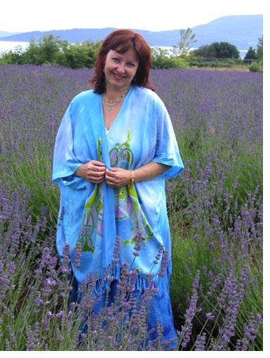 Interview with Joanna Powell Colbert – Creator of the Gaian Tarot