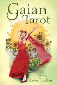 Pre-order the Llewellyn edition of the Gaian Tarot on Amazon