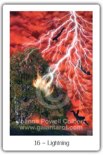 Lightning post image