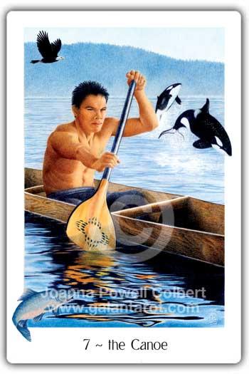 Canoe post image