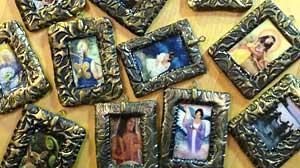 Handmade amulets