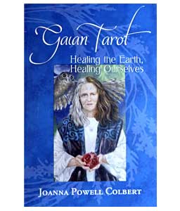 Gaian Tarot Limited Edition Book Cover