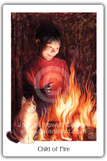 Child of Fire post image