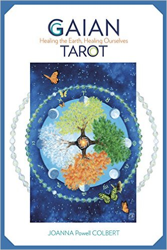 Schiffer edition of the Gaian Tarot on Amazon